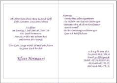 Einladungskarten zum Geburtstag, Einladung Geburtstag