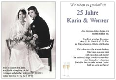 Einladung Zur Silbernen Hochzeit Text | Katrinakaif, Einladung