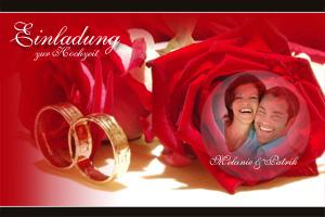 Einladungen Zur Hochzeit ...